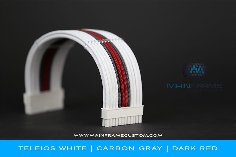 Sleeved Cable Extension Mainframe Customs Llc
