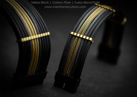 Custom Gold cable extensions