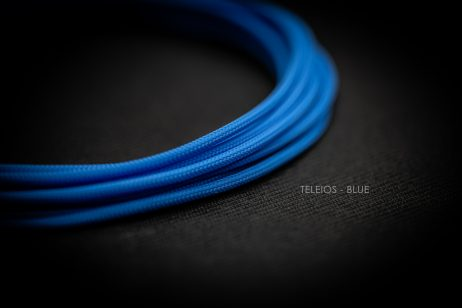Blue Cable Sleeving