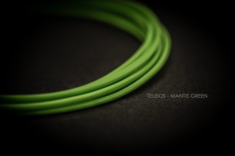 Mantis Green Teleios Cable Sleeve
