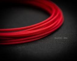 Red Cable Sleeving