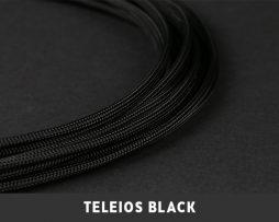 Teleios Cable Sleeve Black