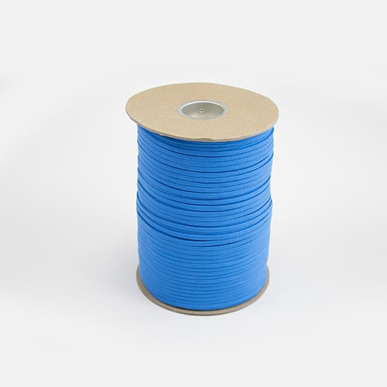 Colonial Blue Coreless Paracord