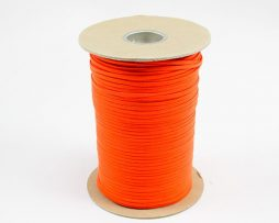 Coreless Paracord Neon Orange