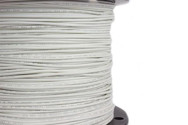 Mc Custom 18awg Wire White 25ft