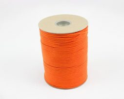 Coreless Paracord Orange