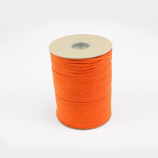 Coreless Paracord Orange
