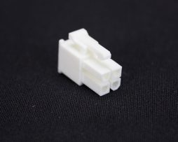 White 4pin EPS Female Connector