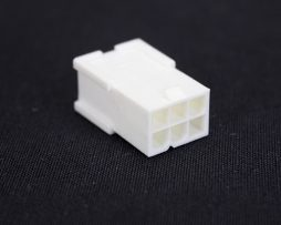 White-6pin-PCI-E-Male