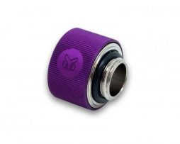 EK-ACF Fitting 10/16mm – Purple