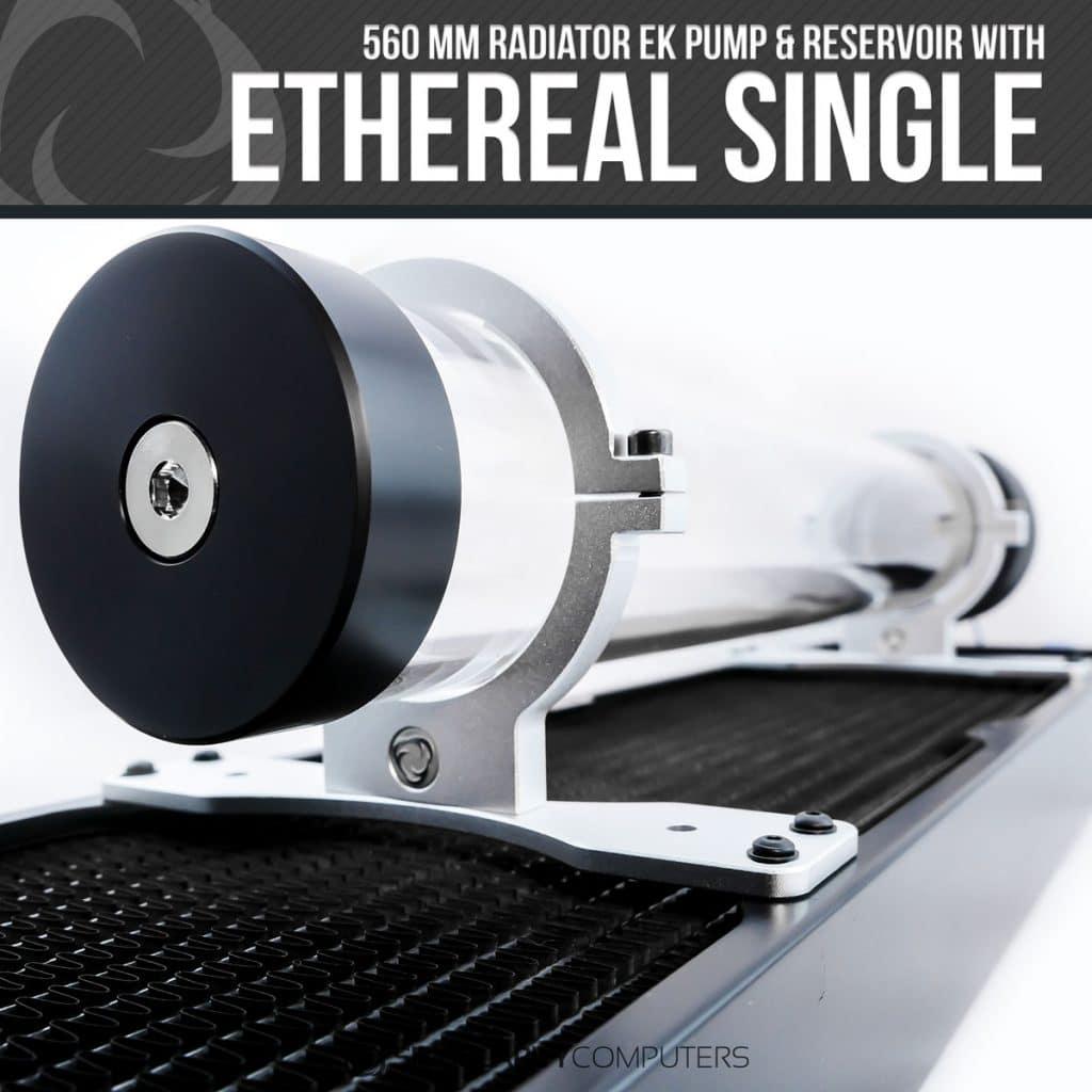 Singularity Computers Ethereal Single V3 Reservoir Mount