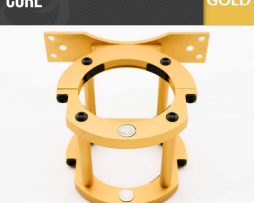 Singularity Computers Core V4 Reservoir Mount – Gold