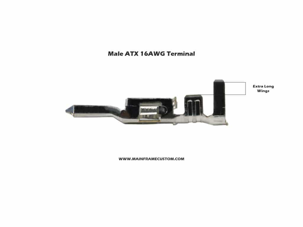 Male ATX Terminal