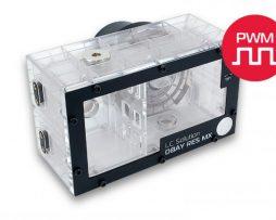 EK-DBAY D5 PWM MX – Plexi (incl. pump)