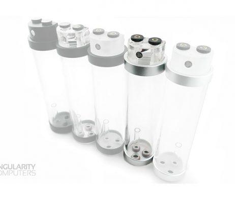 Singularity Computers Protium – Medium – Silver Polished