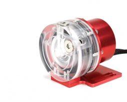 MAINFrame Customs M7 PWM Pump – Plexi/Red