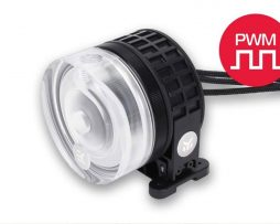 EK-XTOP Revo D5 PWM – Plexi (incl. sleeved pump)