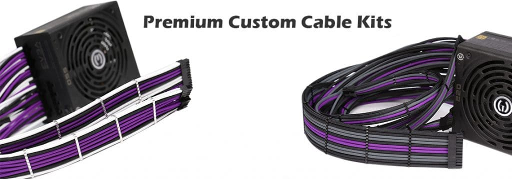 Premium Custom Cable Kits