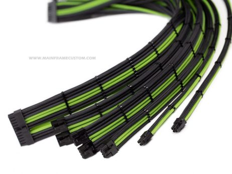 Custom Sleeved Corsair Cable Set
