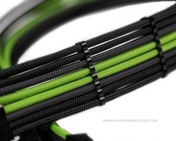 Corasir 8+8Pin PCI-E Custom Sleeved Cable
