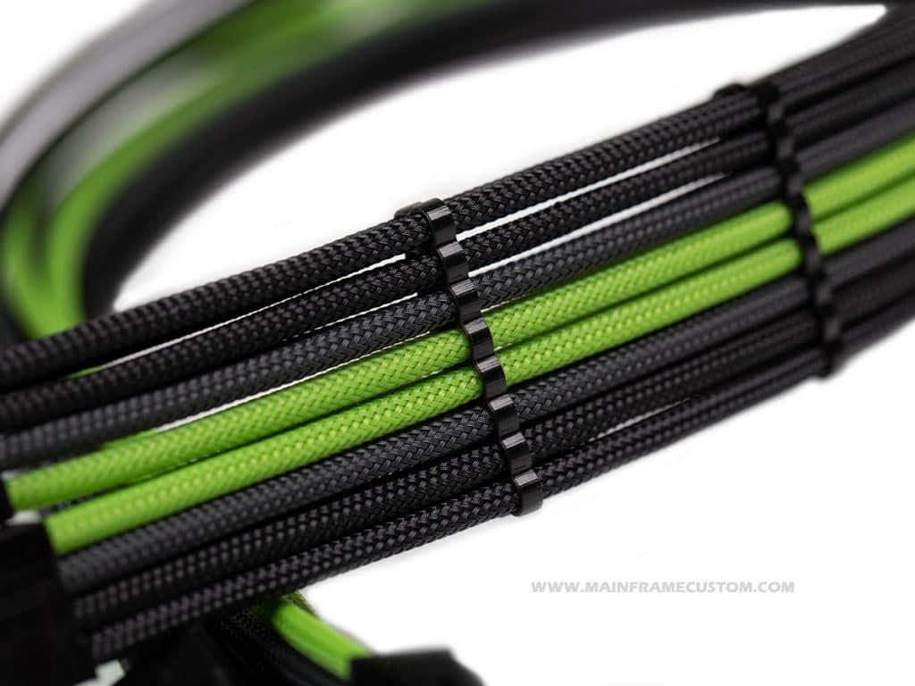 Corasir 8+8Pin PCI-E Custom Sleeved Cable