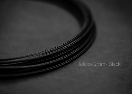 2mm Fan LED Small Cable Sleeving