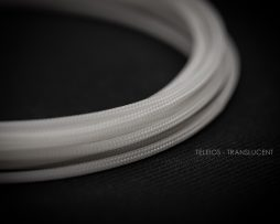 Transparent Translucent cable sleeving