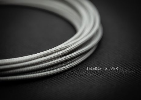 Silver Cable Sleeving