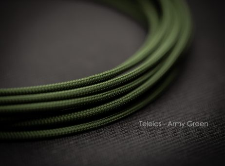 Army Green Cable Sleeving