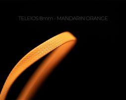 Teleios 8mm SATA Mandarin Orange