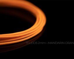 Teleios 2mm Mandarin Orange